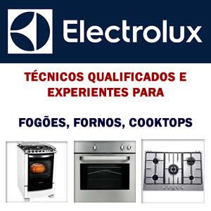 Assistência técnica fogão forno cooktop Electrolux