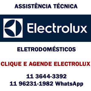 assistência técnica electrolux em são paulo